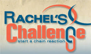 All are Welcome to Rachel's Challenge Presentation!