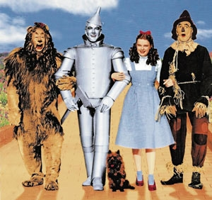 Wizard of Oz Information