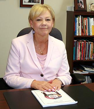 Mrs. Lehman, Asst. Superintendent