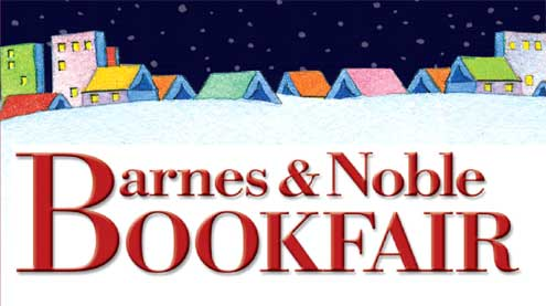UMPS Barnes & Noble Book Fair Night - Thursday, Oct. 24!