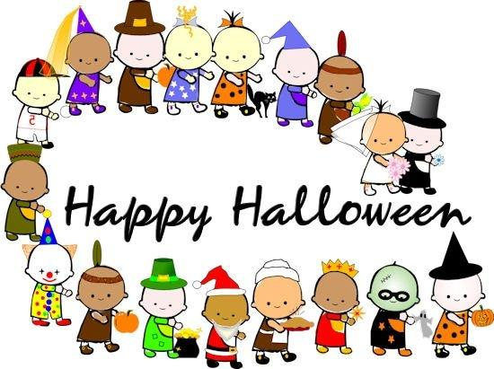 PS Halloween Parade - Thursday, October 31 - 9:15 - 10:00 AM