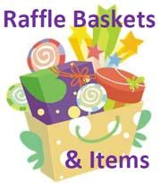 Kindergarten, Grade 1 & 2 Classroom Raffle Basket Project - Due by September 26