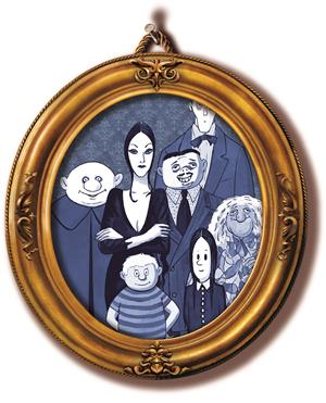 "UMHS Drama Club Proudly Presents:""The Addams Family"""