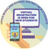 Upper Moreland Virtual Registration is Now Live!