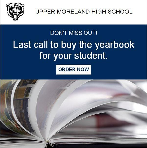 The 2018 Yearbook is on Sale