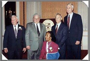 Hall of Fame - 1996